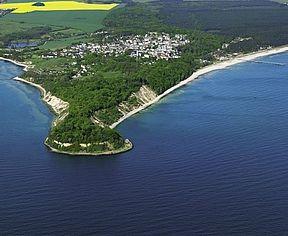 Göhren - das Ostseebad auf dem Nordperd der Insel Rügen.