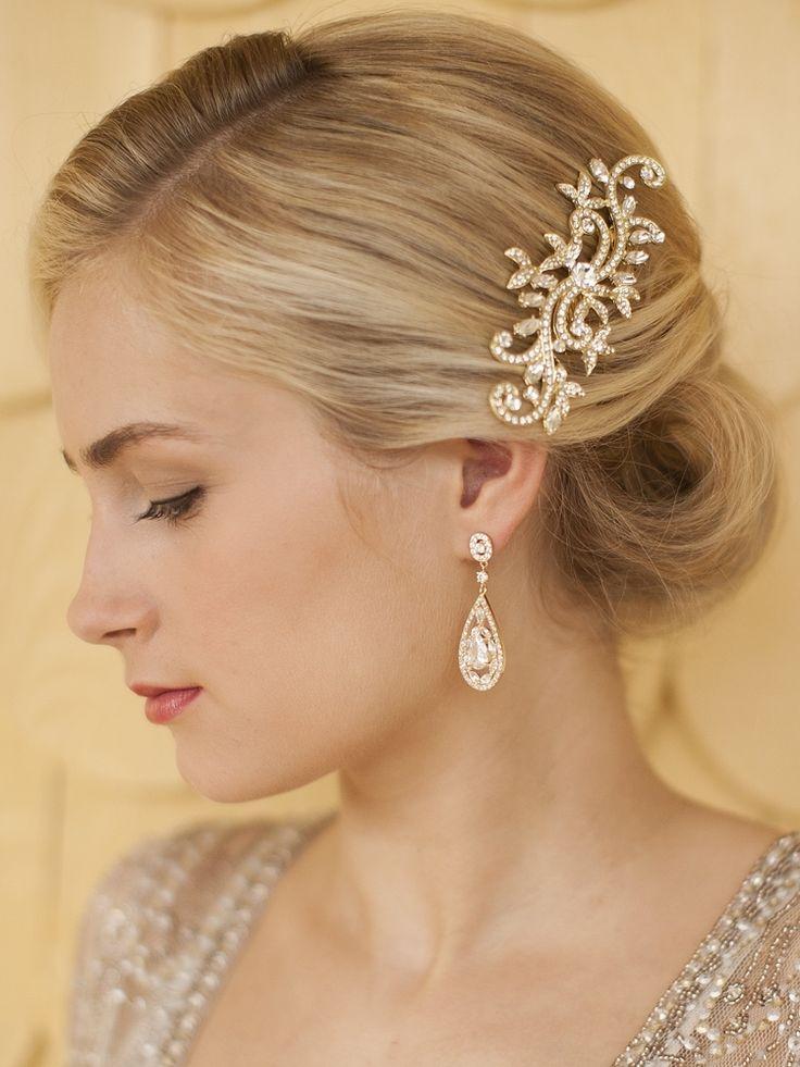 a sparkling bride