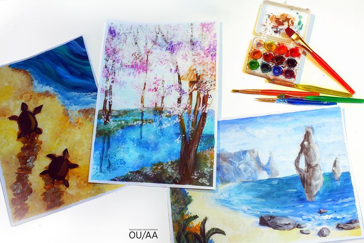 Vacation Spots by Oana Unciuleanu. For more fun classes and art novelties, visit www.oanaunciuleanu.com and subscribe to Oana Unciuleanu Art & Architecture on FB. #abstract #acrylic #art #fantasy #artist #artwork #color #creative #fineart #illustration #myart #onlineart #paint #painting #paintings #wallart #watercolor #artsy #composition #amazing #beautiful #picture #cool #fun #feelingartsy #visualdiary #masterpiece #gallery #inspiration #newartwork #femaleartist