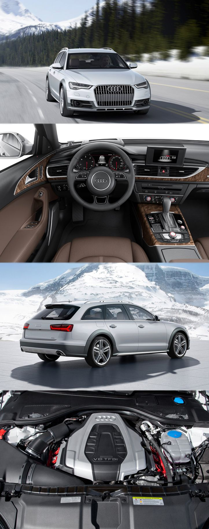 Audi a6 allroad quattro sport join the party for more details visit http