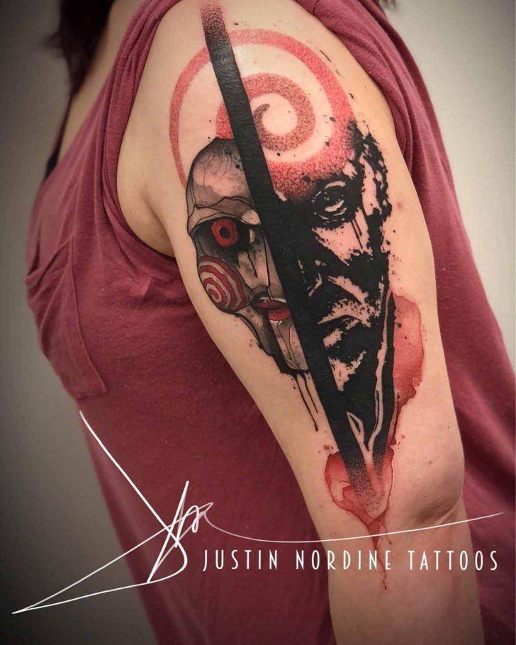 Jigsaw Tattoo   Best Tattoo Ideas Gallery