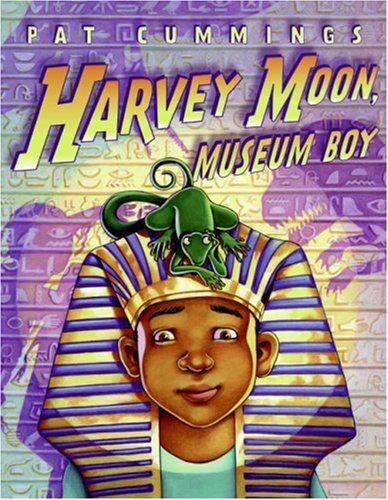 Harvey Moon, Museum Boy by Pat Cummings