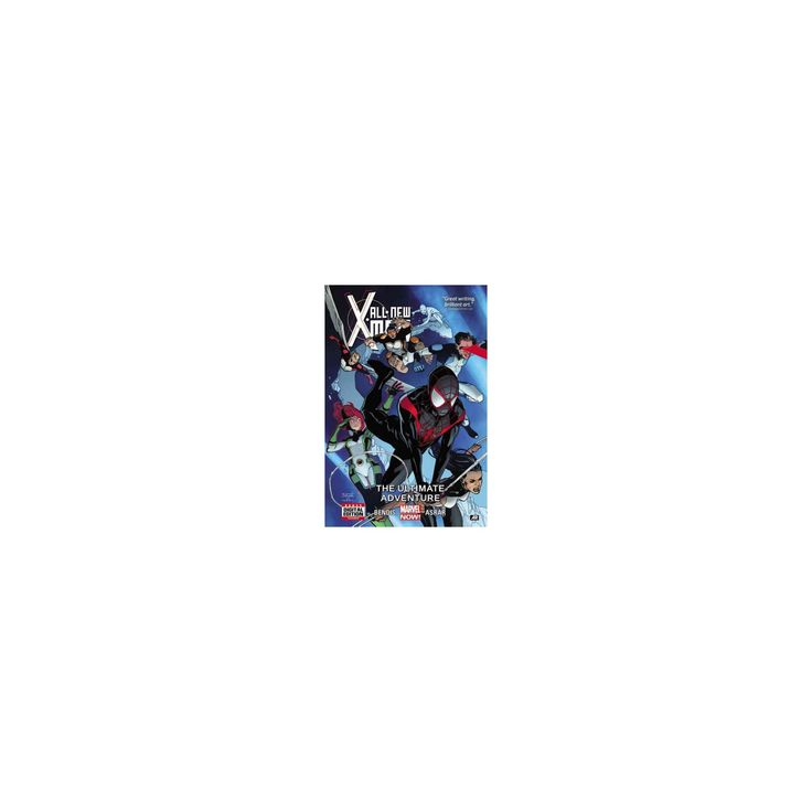 All-New X-Men 6 : The Ultimate Adventure (Paperback) (Brian Michael Bendis)