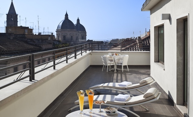 30 best hotels rome images on pinterest rome italy rome for Best boutique hotel chains
