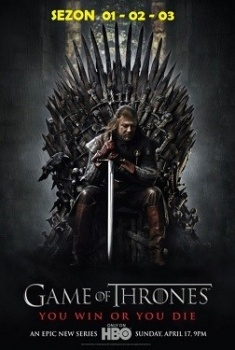 Game of Thrones - Tüm Sezonlar - HDTV x264