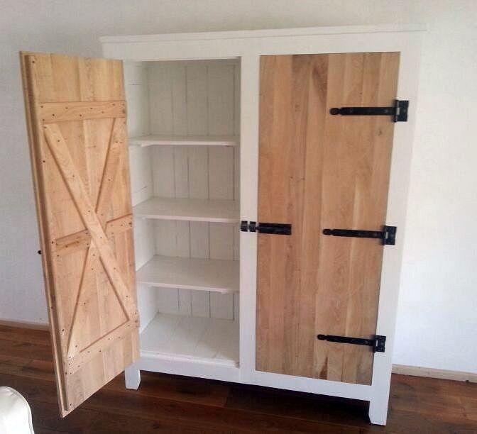 25+ beste ideeën over witte kledingkast op pinterest - slaapkamer, Deco ideeën