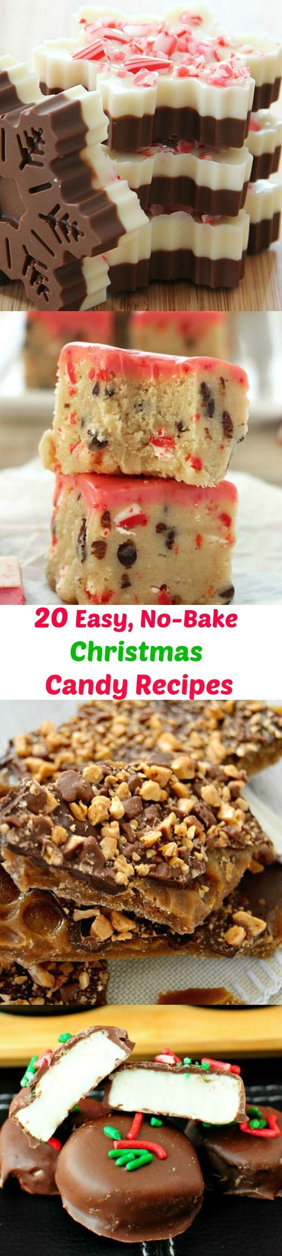 1235 best christmas images on pinterest christmas ideas for Traditional christmas candy recipes