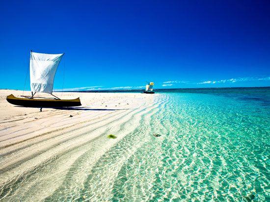 #Vacances à #Madagascar sur le thème des plaisirs nautiques