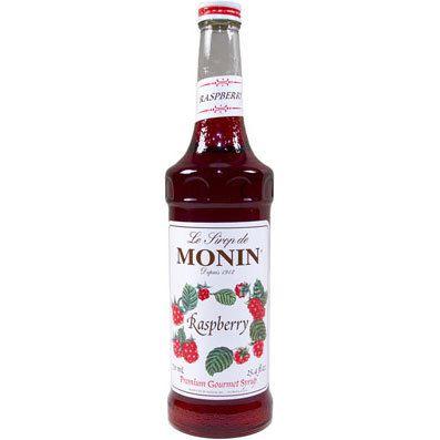 Monin - Raspberry Syrup - 25.4oz