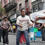 Cooperativa Pascual dona botellas de agua a la CNTE
