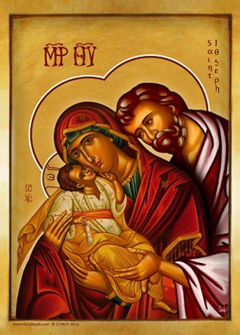 HolyBrush.com - Holy Family, $34.95 (http://www.holybrush.com/holy-family/)