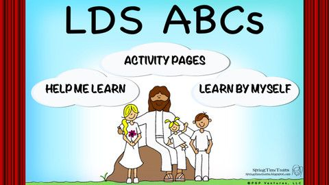 17 best images about lds kids on pinterest coloring fhe