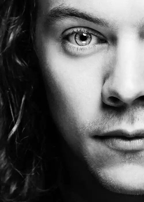 Harry Styles, beautiful eyes ❤️                                                                                                                                                     More