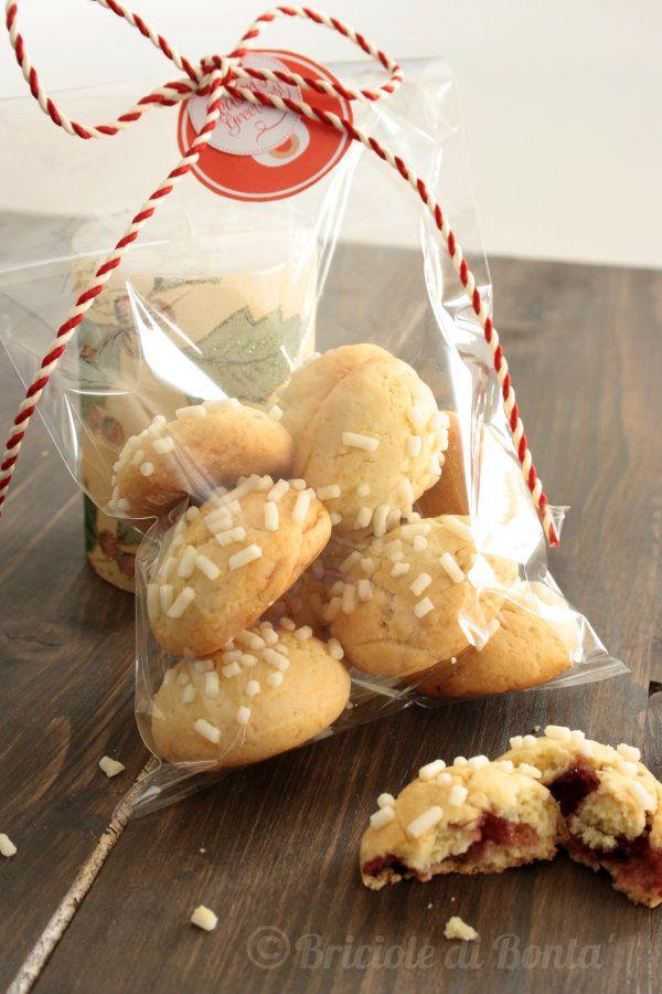 Briciole di Bontà: Merry Christmas homemade gift cookies