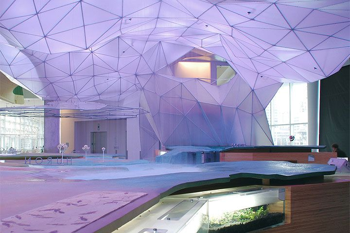 Museum Interior Design | Science Museum, Discovery World, Pier ...