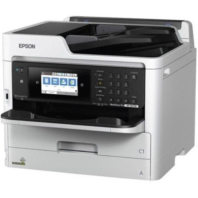 Epson Workforce Pro Wf M5799 Inkjet Multifunction Printer