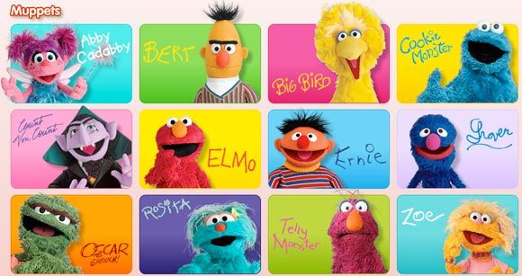 New Sesame Street games on the way, saysa Warner Bros. | Joystiq