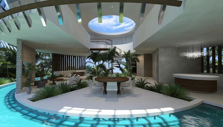 GARDEN HOUSE | Chris Clout Design