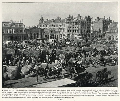 Market Square, Johannesburg | South Africa by The National Archives UK