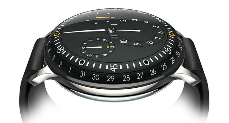 Ressence Type 3 – Le Scaphandrier - Monochrome Watches