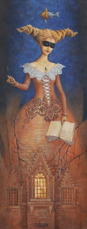 NIGHT INSPIRATION BY CATHERINE CHAULOUX