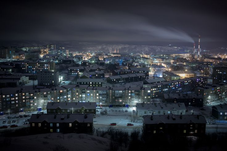 Murmansk / Russia