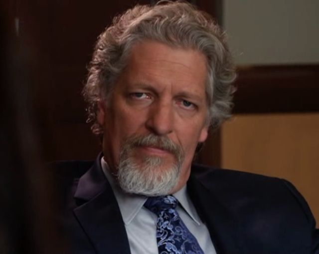 Clancy Brown.  Underrated actor and one  of the best voices ever.