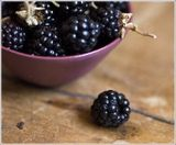 How to freeze the Blackberry bounty