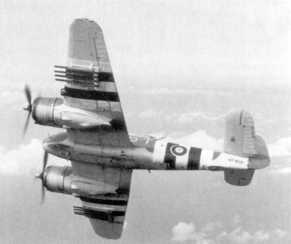 Bristol beaufighter | Bristol Beaufighter Mk.X - Warbird Photo Album