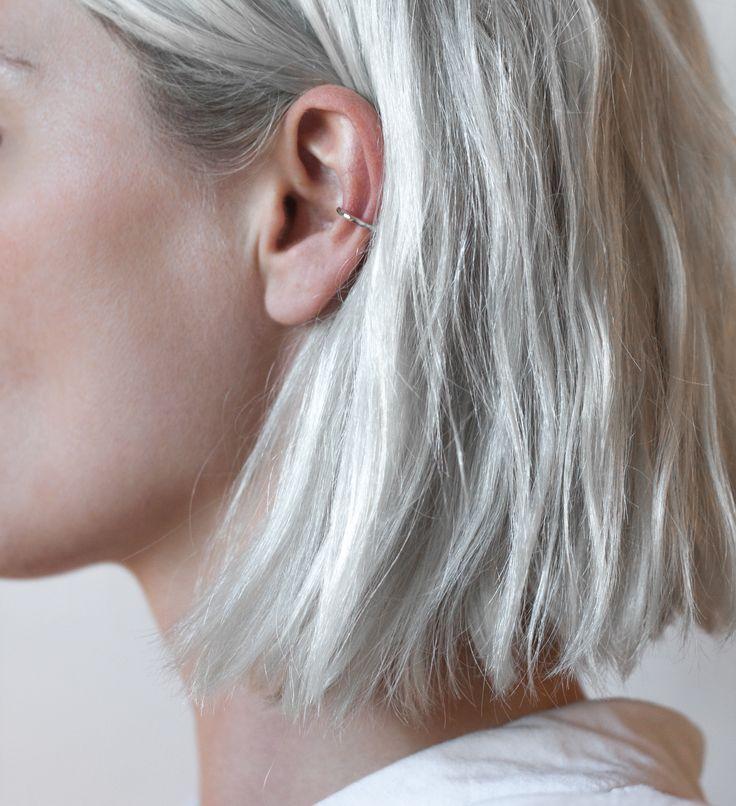 SWY studio / Minimal ear cuff