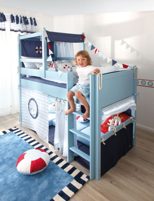 die besten 25 maritimes kinderzimmer ideen auf pinterest nautischer motto kindergarten. Black Bedroom Furniture Sets. Home Design Ideas