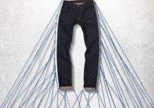 Rebirth : des jeans en fibres recyclées