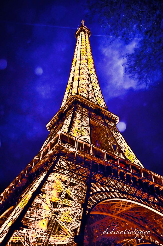 37 best menara eiffel paris images on pinterest paris paris menara eiffel by dedi natawijaya altavistaventures Gallery