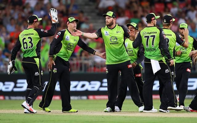 BBL 7 Match 8: Brisbane Heat vs Sydney Thunder  Match Prediction