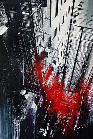 Vertical Escapism No. 7 by David Soukup (USA)