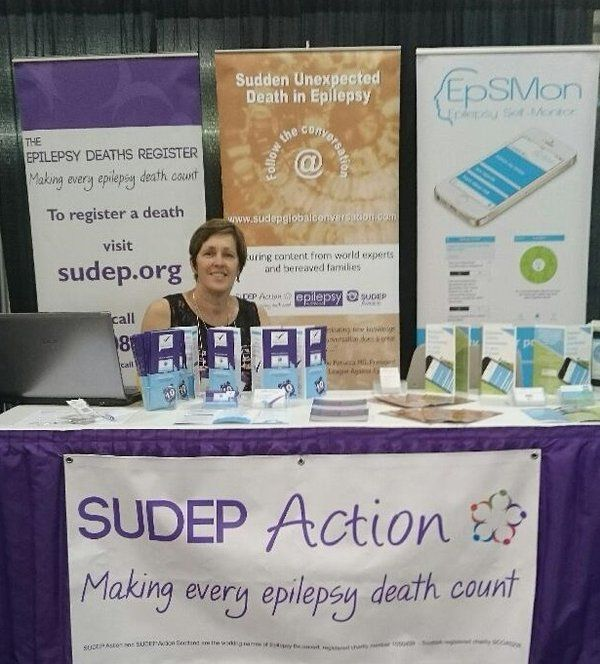 Celebrating 10 years of the SUDEP Global Conversation at the American Epilepsy Society Meeting