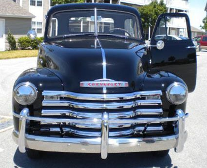 1953 chevy truck for sale | Classic 1953 Chevrolet Pickup for sale in Annapolis, Maryland, Ad ...