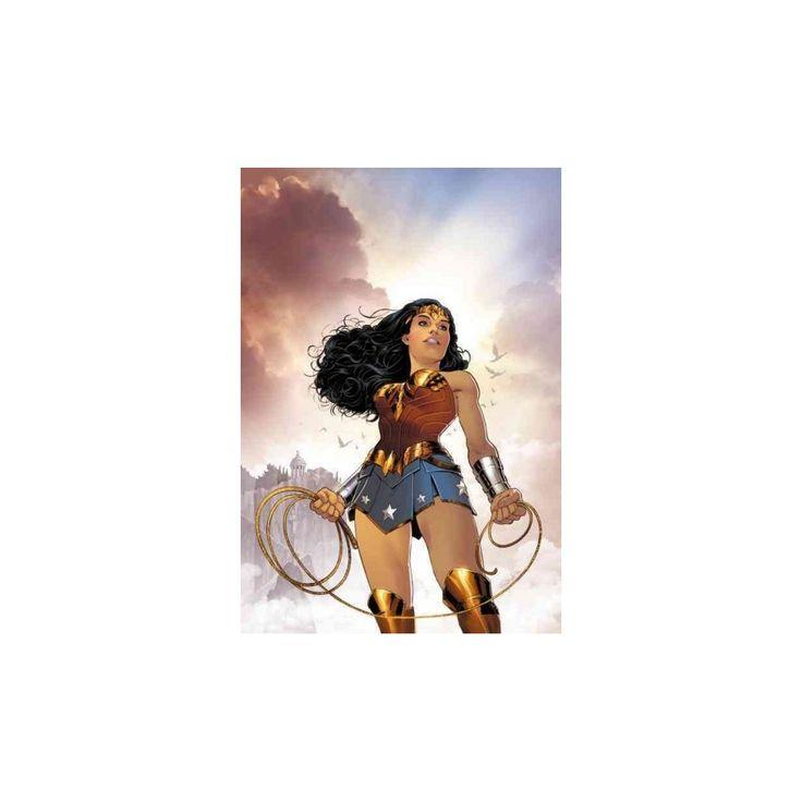 Wonder Woman 2 : Year One - Rebirth (Paperback) (Greg Rucka)
