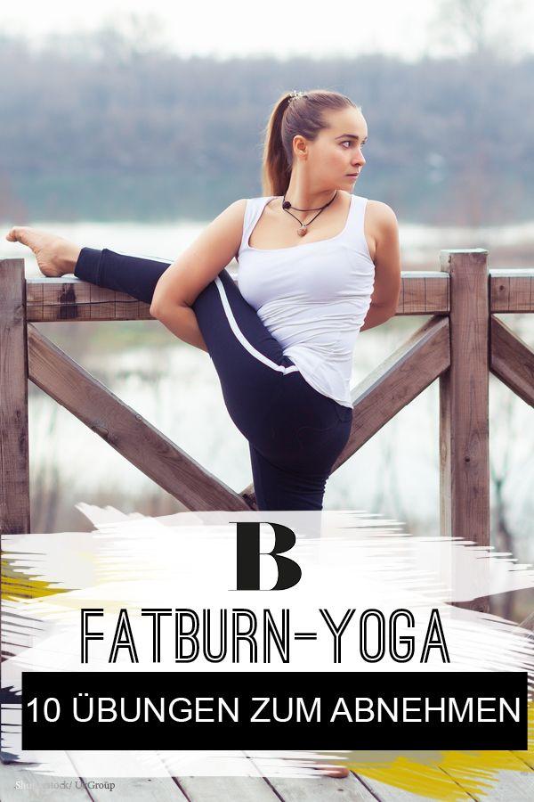 Abnehmen mit dem neuen Fatburn-Yoga – Brigitte