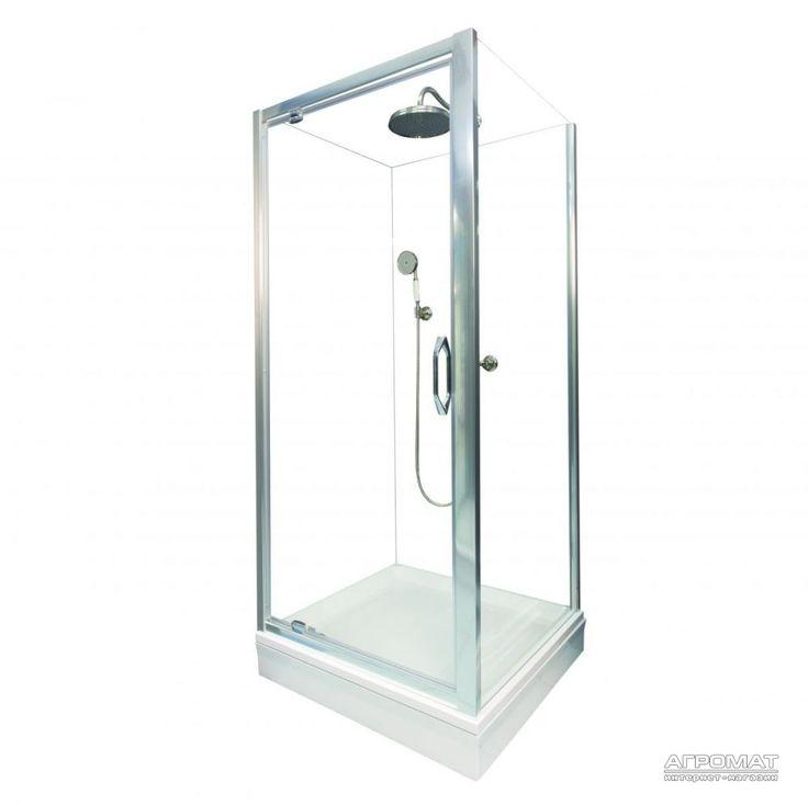 Душевая кабина Devit Katarina 120.701.069.321 Душевые двери хром,стекло прозрачное