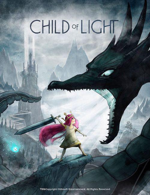 child of light  | Heroínas de los videojuegos