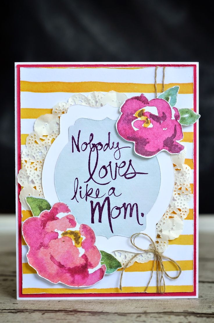 61 Best Cards Mum S Love Images On Pinterest Mothers Love Card