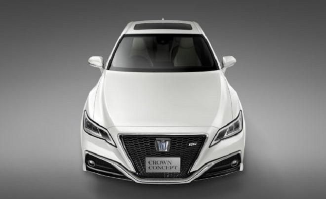 Covesia.com -Toyota Motor Corporation (TMC) dijadwalkan akan memamerkan Crown Concept, sedan mewah Toyota yang dirancang ulang dari nol, di Tokyo Motor Show...