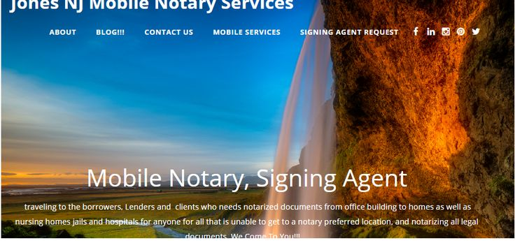 Pin on Mobile Notary Signing Agent Work!!!!!!