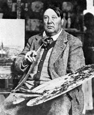 """Maurice de Vlaminck (1876-1958). Maurice de Vlaminck (París, 4 de abril de 1876 - Eure-et-Loir, 11 de octubre de 1958) fue un pintor fauvista francés. Vlaminck fue uno de los pintores que causaron escándalo en el Salón de otoño de 1905, que recibió el apelativo de """"jaula de fieras"""", dando nombre al movimiento del que formaba parte junto a Henri Matisse, André Derain, Raoul Dufy y otros."""