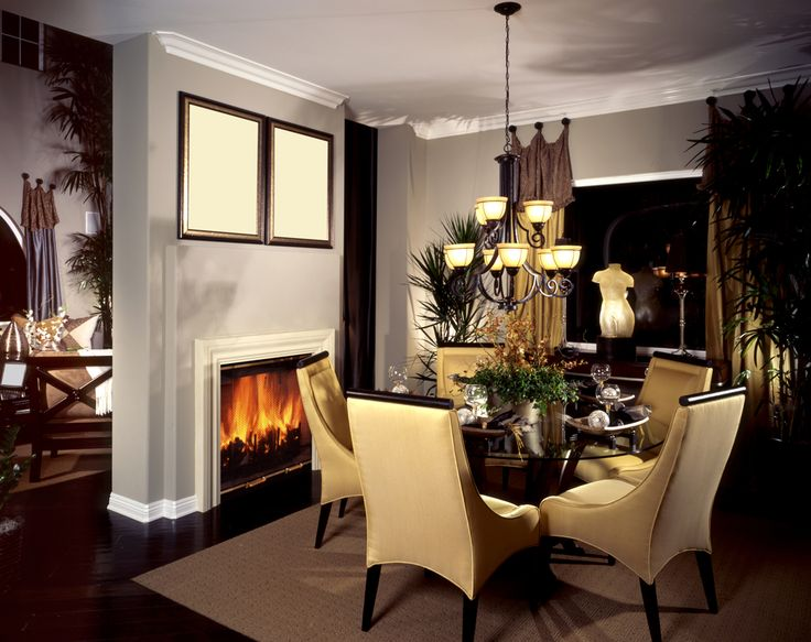 267 best Dining rooms images on Pinterest | Luxury dining room ...