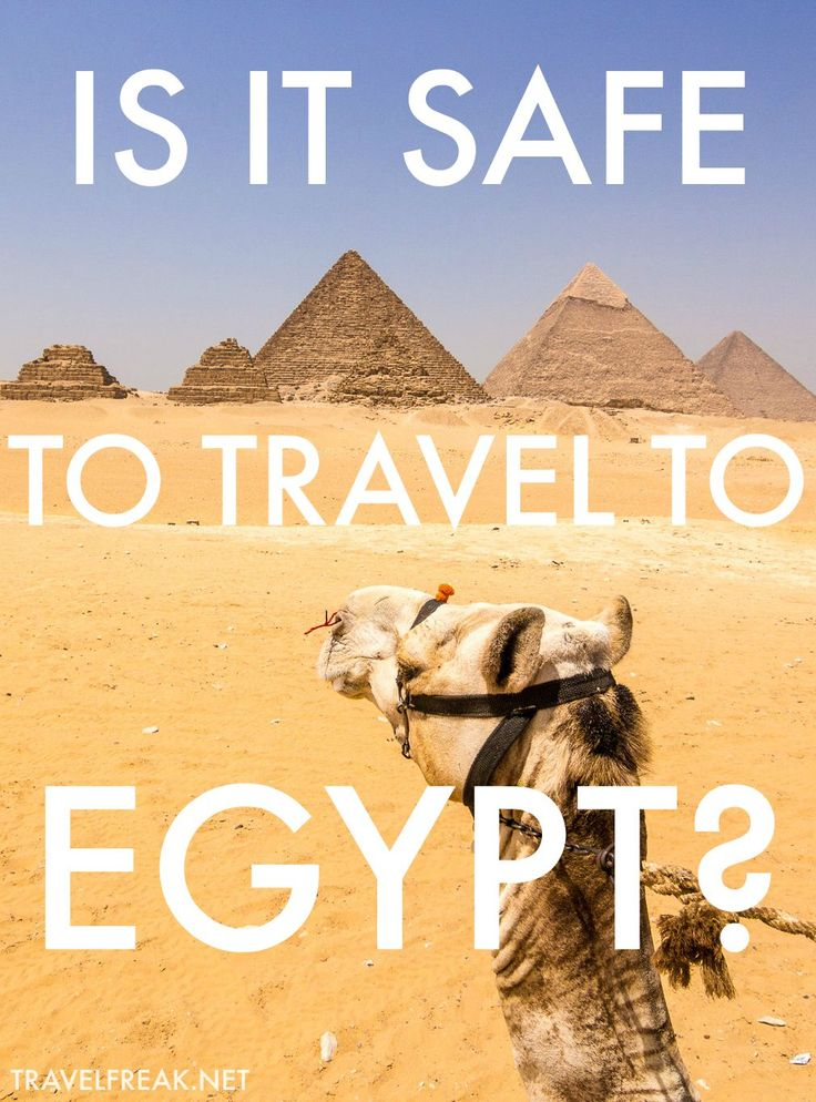 There's no easy answer to the question of whether traveling in Egypt is safe--here's the reality of what it's like so you can make the decision for yourself.