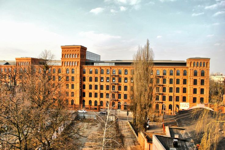 Andels Hotel, Lodz Poland