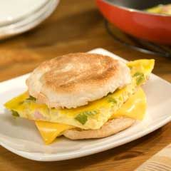 Western Egg Sandwiches Recipe on Yummly