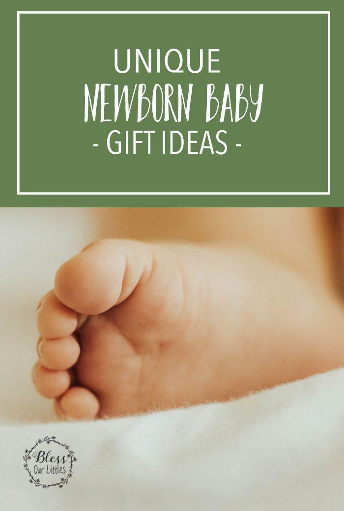 The Best Unique Newborn Baby Gift Ideas #NewbornGift #BabyGiftIdeas